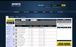 SportsBetting MLB Sportsbook